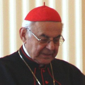 Osobnost kardinála Vlka
