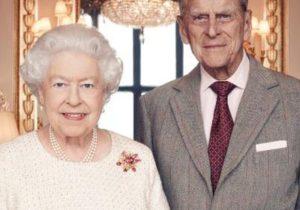 První platinová svatba vbritské královské rodině